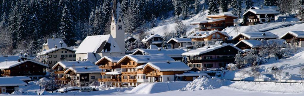 Fieberbrunn Dorf